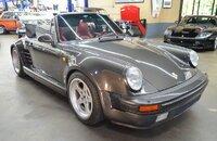1989 Porsche 911 Turbo Cabriolet for sale 101332085