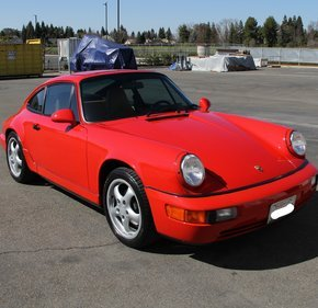 1989 Porsche 911 Carrera 4 Coupe for sale 101483885