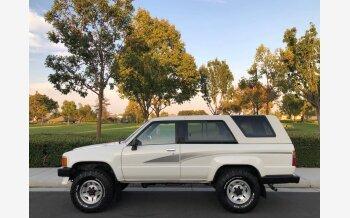 1989 Toyota 4Runner 4WD SR5 for sale 101511496