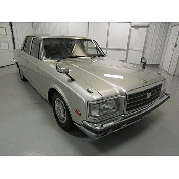 1989 Toyota Century for sale 101012937