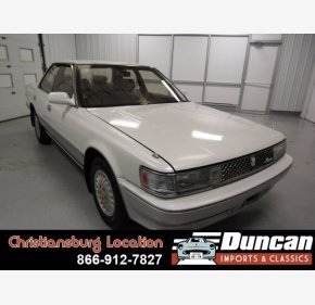 1989 Toyota Chaser for sale 101014204