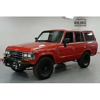 1989 Toyota Land Cruiser for sale 101037361