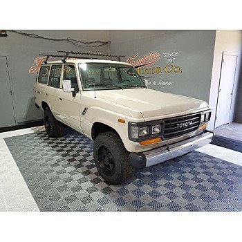 1989 Toyota Land Cruiser for sale 101091276