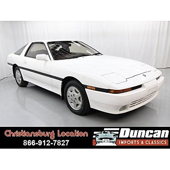 1989 Toyota Supra for sale 101176454