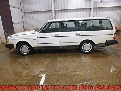 1989 Volvo 240 Wagon for sale 101326373