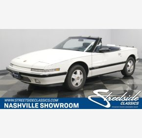 1990 Buick Reatta Convertible for sale 101225465