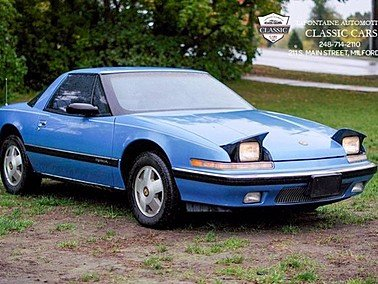1990 Buick Reatta Coupe for sale 101470003
