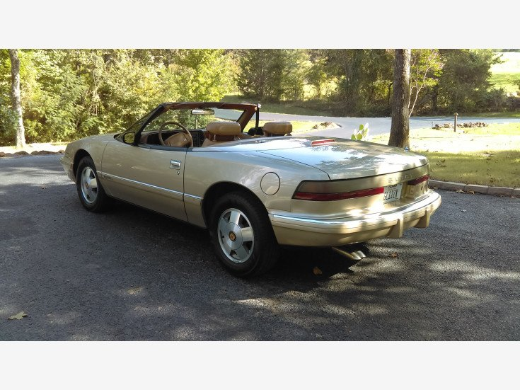 1990 Buick Reatta Convertible for sale 101522741