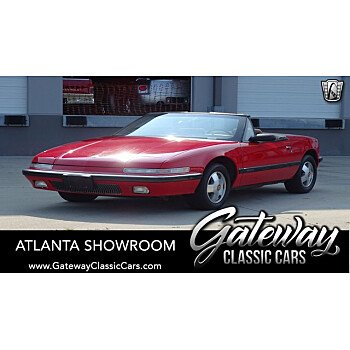 1990 Buick Reatta Convertible for sale 101557215