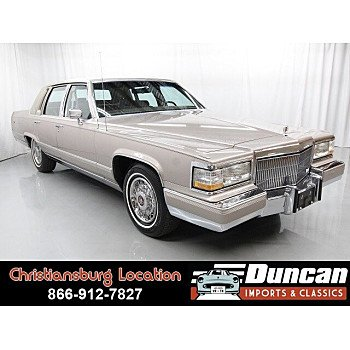 1990 Cadillac Brougham for sale 101214100