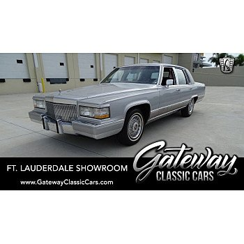 1990 Cadillac Brougham for sale 101239739
