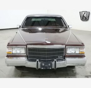 1990 Cadillac Brougham for sale 101346488