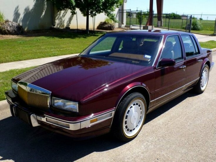 29+ 1991 Cadillac Seville Sts For Sale