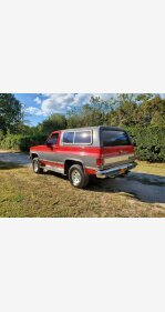 1990 Chevrolet Blazer for sale 101388560