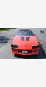 1990 Chevrolet Camaro IROC-Z Convertible for sale 101191218