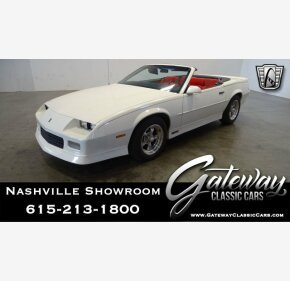 1990 Chevrolet Camaro RS Convertible for sale 101218625