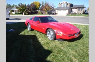1990 Chevrolet Corvette Coupe for sale 100750093