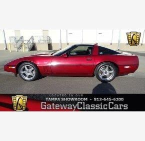 1990 Chevrolet Corvette ZR-1 Coupe for sale 100968998