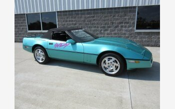 1990 Chevrolet Corvette Convertible for sale 101146963