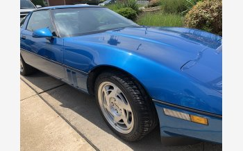 1990 Chevrolet Corvette Coupe for sale 101193271