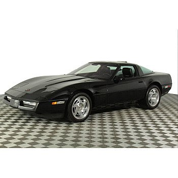 1990 Chevrolet Corvette ZR-1 Coupe for sale 101196541