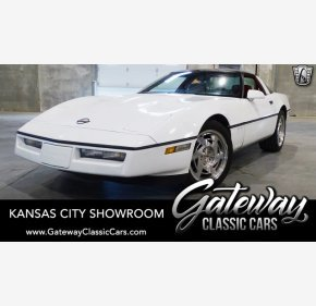 1990 Chevrolet Corvette Coupe for sale 101256599