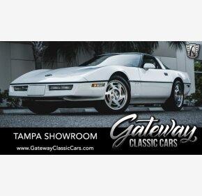 1990 Chevrolet Corvette ZR-1 Coupe for sale 101303081