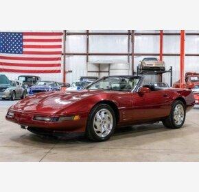 1990 Chevrolet Corvette Convertible for sale 101329220
