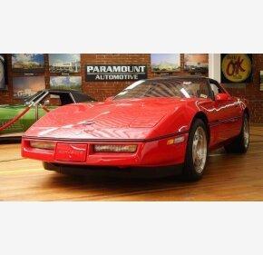 1990 Chevrolet Corvette for sale 101370024