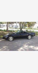 1990 Chevrolet Corvette Convertible for sale 101383996