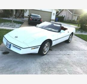1990 Chevrolet Corvette for sale 101392929