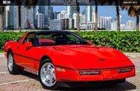 1990 Chevrolet Corvette for sale 101399895
