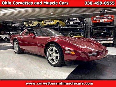 1990 Chevrolet Corvette for sale 101400021