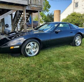 1990 Chevrolet Corvette Coupe for sale 101404250