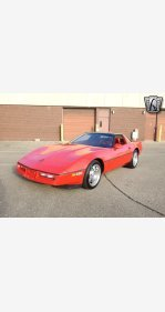 1990 Chevrolet Corvette for sale 101411025