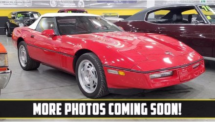 1990 Chevrolet Corvette Convertible for sale 101420639