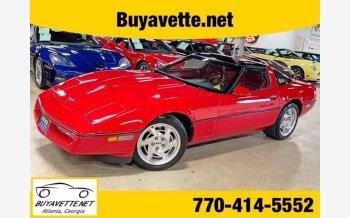 1990 Chevrolet Corvette for sale 101512226