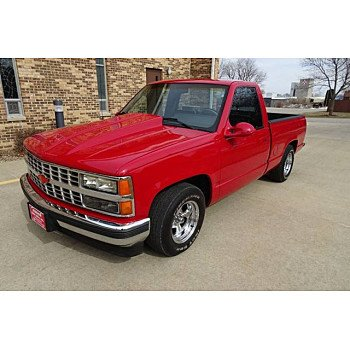 1990 Chevrolet Silverado 1500 2WD Regular Cab for sale 100962101