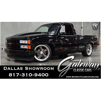 1990 Chevrolet Silverado 1500 2WD Regular Cab 454 SS for sale 101108797