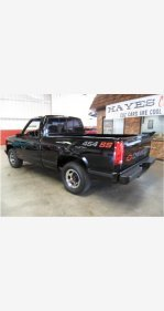 1990 Chevrolet Silverado 1500 2WD Regular Cab 454 SS for sale 100886233