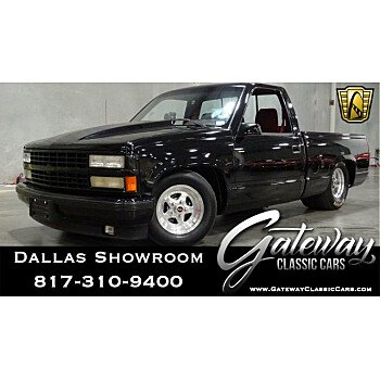 1990 Chevrolet Silverado 1500 2WD Regular Cab 454 SS for sale 101096286