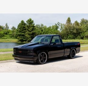 1990 Chevrolet Silverado 1500 2WD Regular Cab 454 SS for sale 101275583