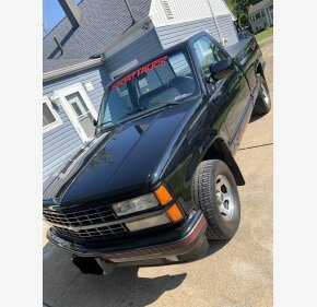1990 Chevrolet Silverado 1500 2WD Regular Cab for sale 101411459
