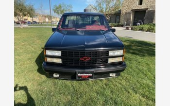 1990 Chevrolet Silverado 1500 2WD Regular Cab 454 SS for sale 101435921