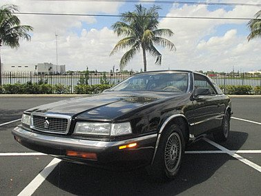 1990 Chrysler TC by Maserati for sale 101347279