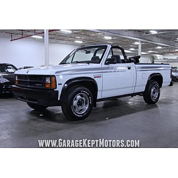 1990 Dodge Dakota 2WD Convertible for sale 101098377