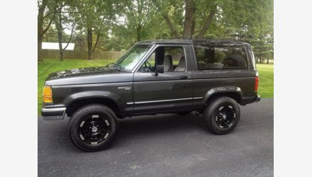 1990 Ford Bronco II 4WD for sale 101120323