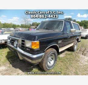 1990 Ford Bronco for sale 101017321