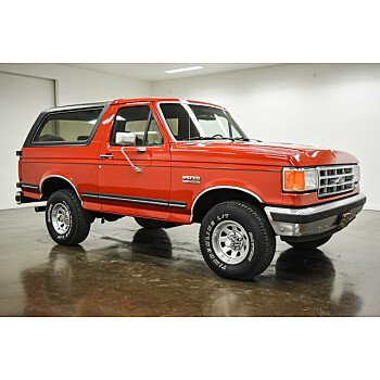 1990 Ford Bronco for sale 101195854