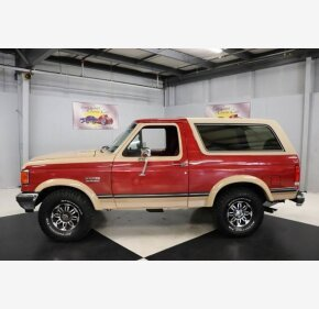1990 Ford Bronco for sale 101358358